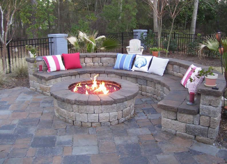 25 Inch Gas Fire Pit Kit with Electronic Ignition 300,000 BTU . - 25 Inch Gas Fire Pit Kit 125,000 BTU With Electronic Ignition Gas