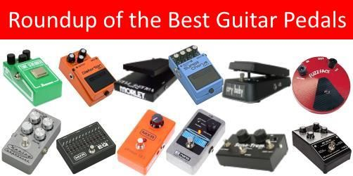 The Best Guitar Pedals By Effects Category Guitarsite Guitar Pedals Cool Guitar Guitar Pedal Boards