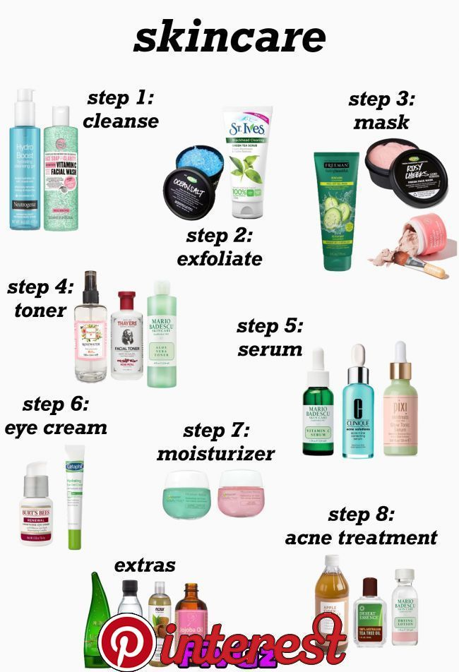 Skin Care Routine In 2020 With Images Skin Care Routine Steps
