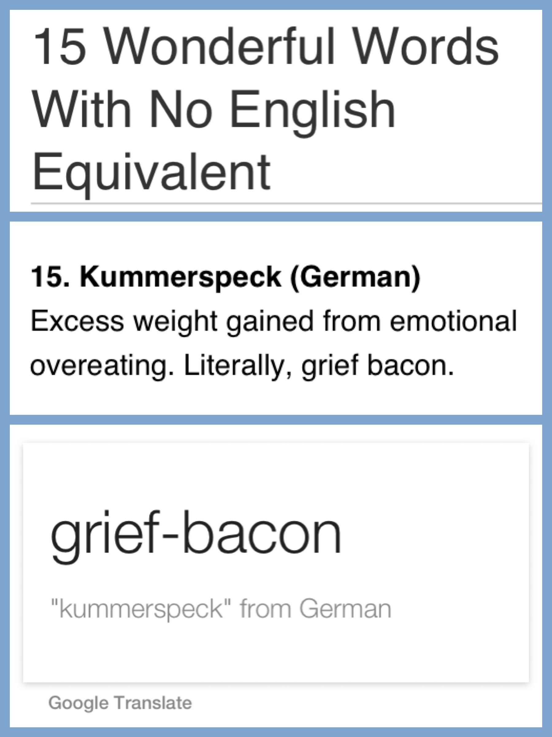 German Has A Lot Of Wonderful Words That Dont Translate Into English