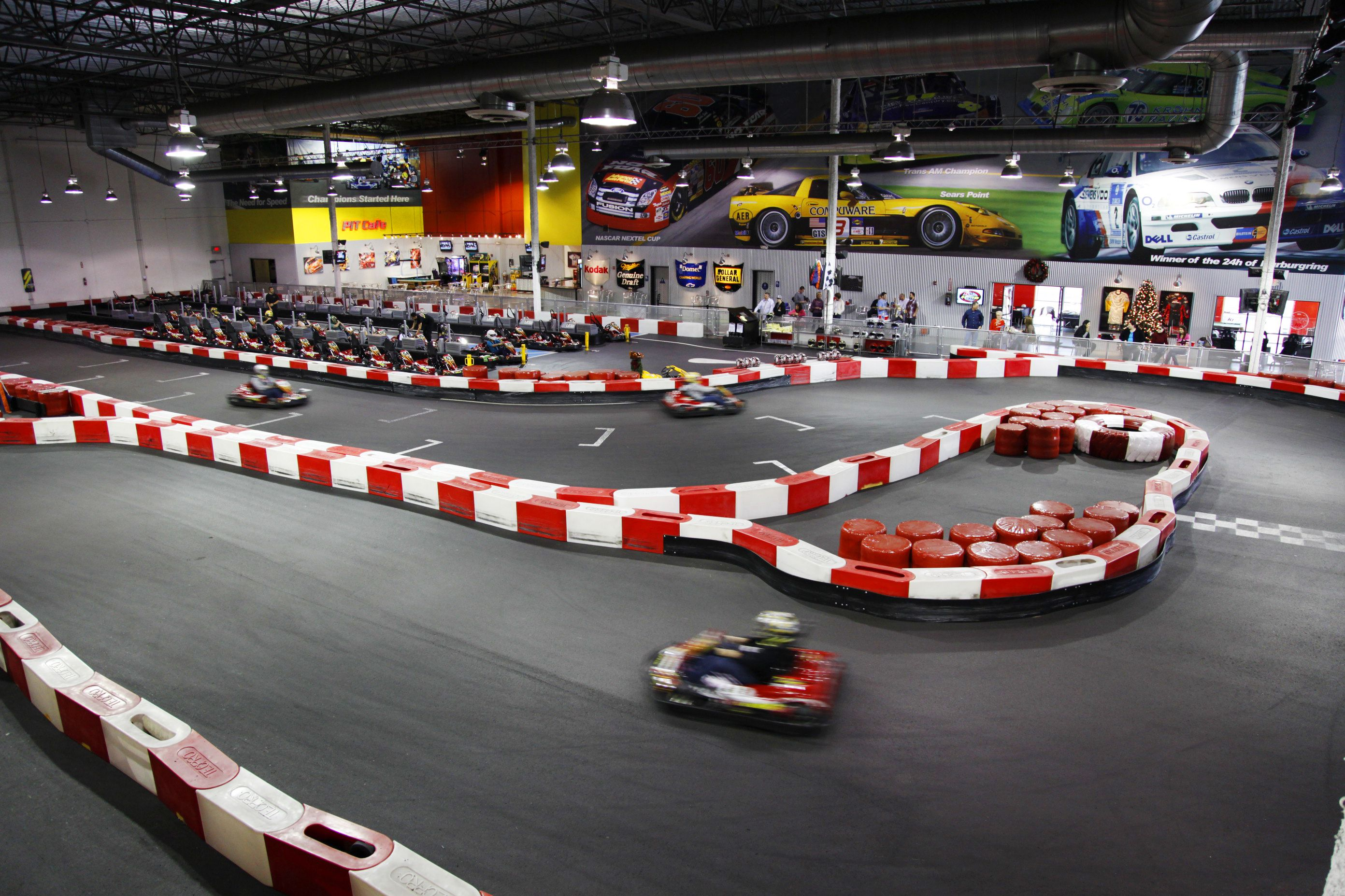 if you want to experience indoor go kart racing in the fortif you want to experience indoor go kart racing in the fort lauderdale, miami, or boca raton area, then k1 speed fort lauderdale is for you!