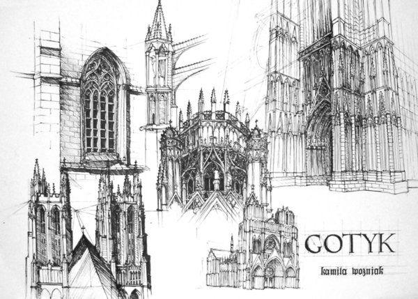 gothic architecture Google Search Contextual Studies