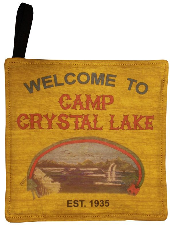 Crystal Lake Pot Holder
