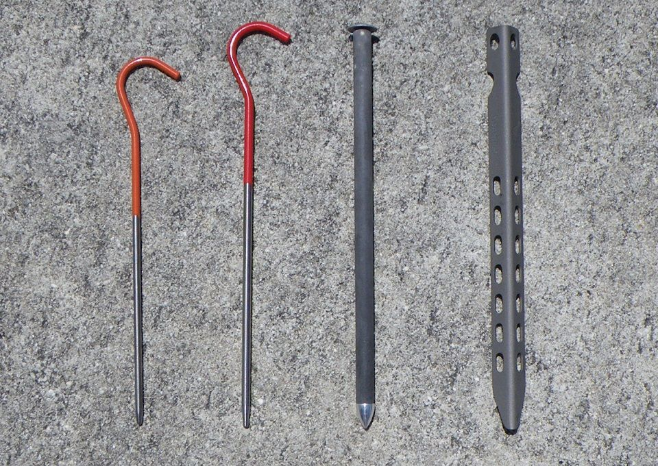 Ultralight Tent Stakes | Zpacks | Carbon and Titanium Tent Stakes & Ultralight Tent Stakes | Zpacks | Carbon and Titanium Tent Stakes ...