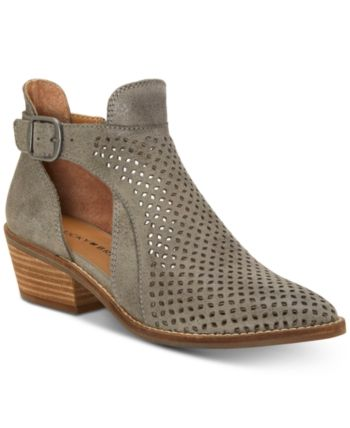 efa107bd1 Lucky Brand Women Fillian Booties Women Shoes in 2019 | Products ...
