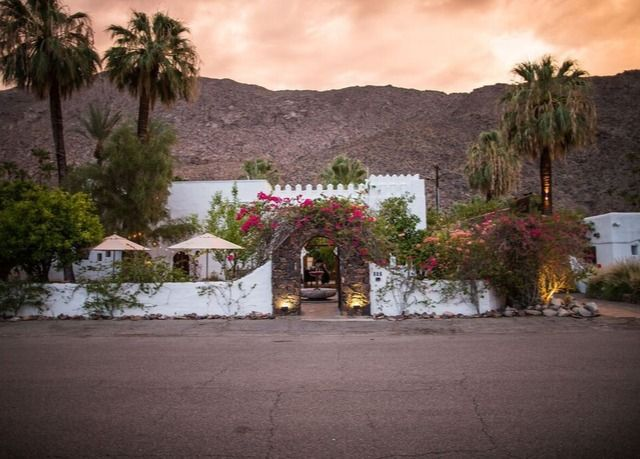 The Perfect New Years Eve: Palm Springs, California