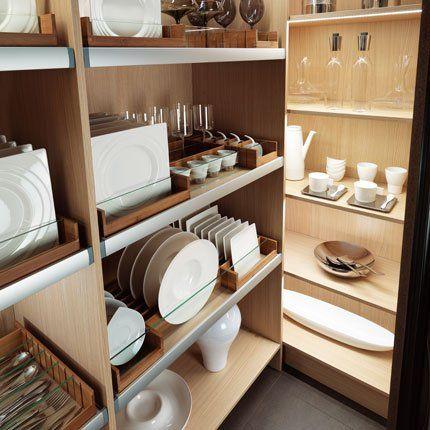 5 conseils tr s pr cis pour bien organiser sa cuisine - Amenagement placard cuisine leroy merlin ...