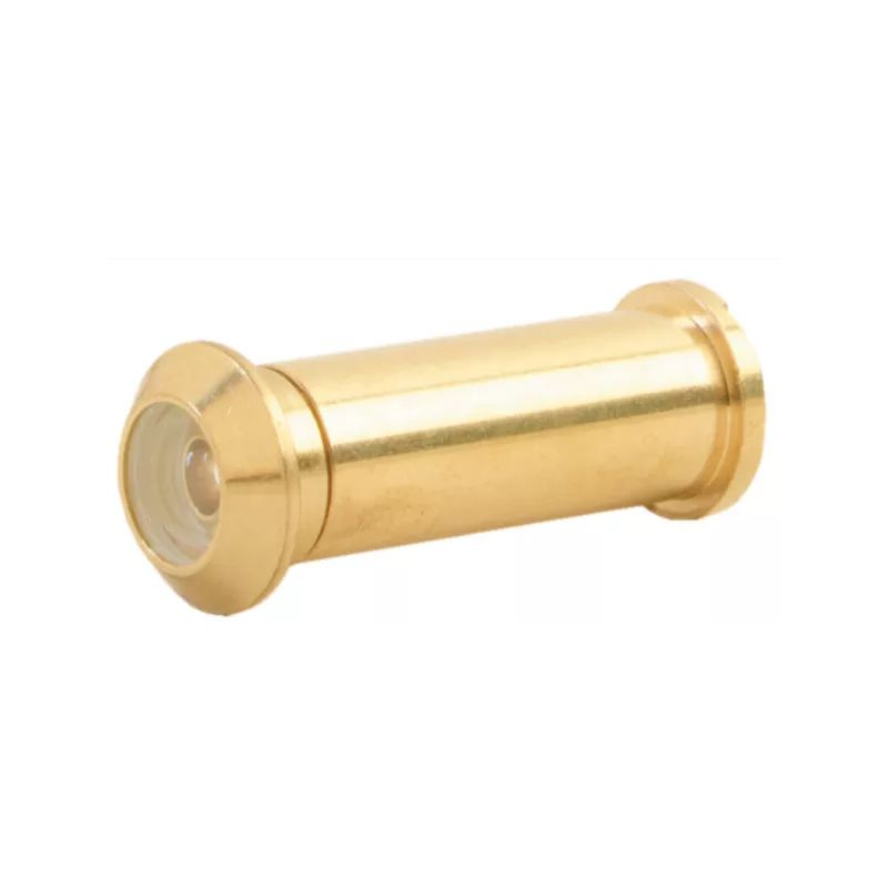 This 120 Degree Door Viewer By Ives Is Perfect For Doors That Are 1 3 8 Inches To 2 1 16 Inches Thick If You Want So Door Viewers Satin Brass Door Accessories