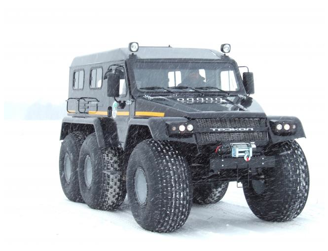Trecol 39294 6×6. You can keep your Hummer.   I want one of these. errr, uh is there and eco electric version ???