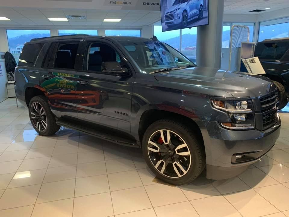 2019 Chevrolet Tahoe Rst Demo Must Go Chevrolet Tahoe Chevy