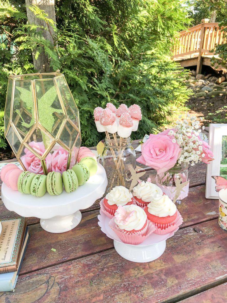 Raley S Fairy Garden Tea Party Birthday Party Theme Decorations