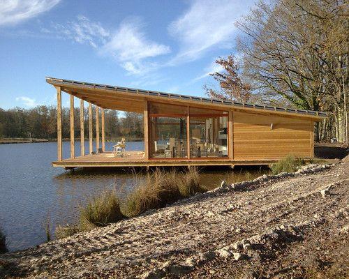 2ème Prix Grand Prix du Bâtiment Neuf - Grand prix du bilan carbone - prix de construction maison