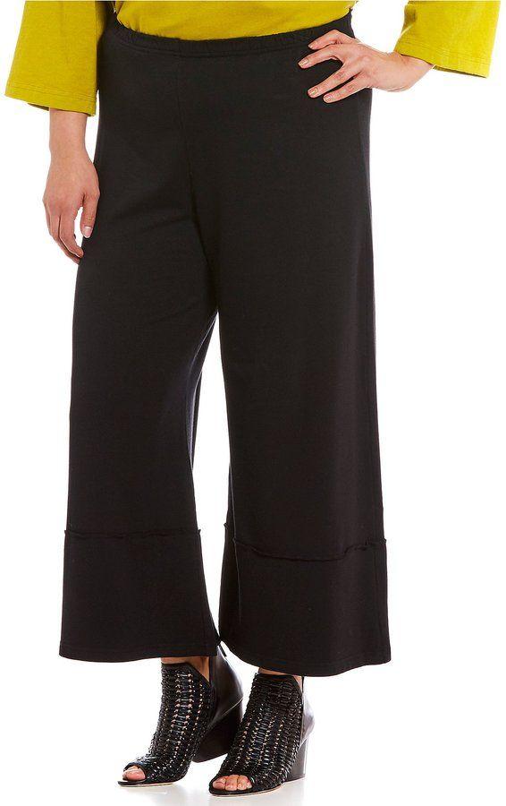 35ff3ce7bdc Bryn Walker Plus Crop Full Pants