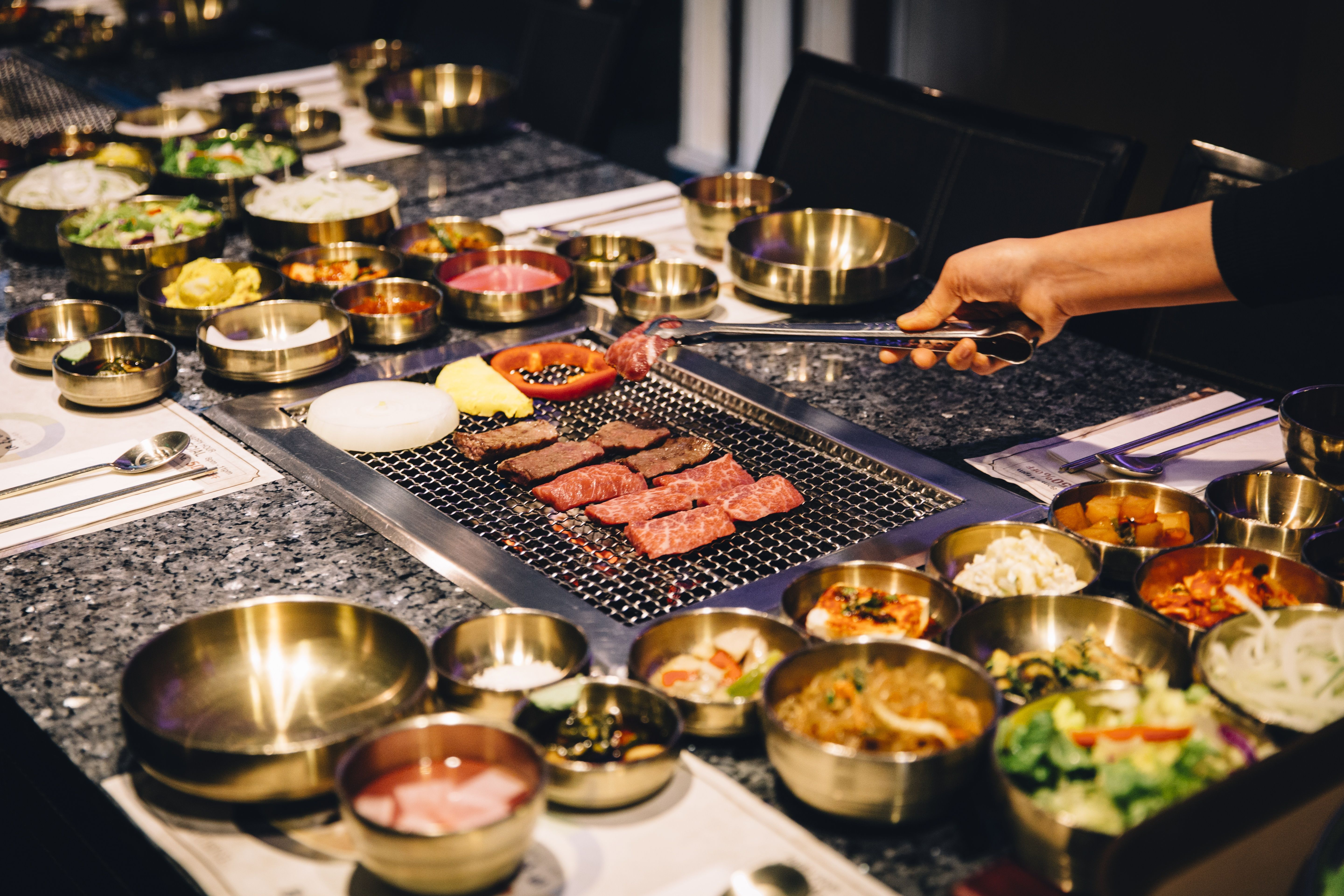 The 14 Must Try Korean Bbq Joints In L A Korean Bbq Bbq Joint Korean Bbq Restaurant