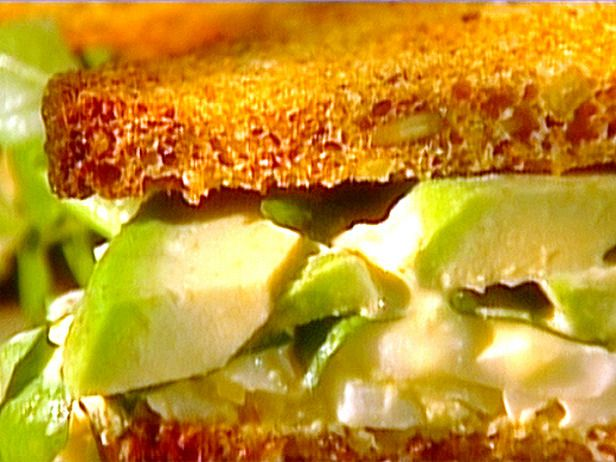 Egg Salad Sandwich with Avocado- Tyler Florence