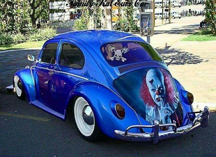 cool paint job  vw bug   vw volkswagen hot vw vehicles