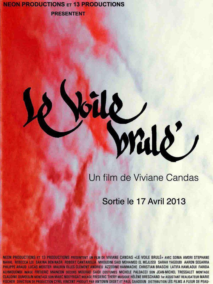 Le Voile brulé de Viviane Candas (2011) // Sortie le 17.04.13