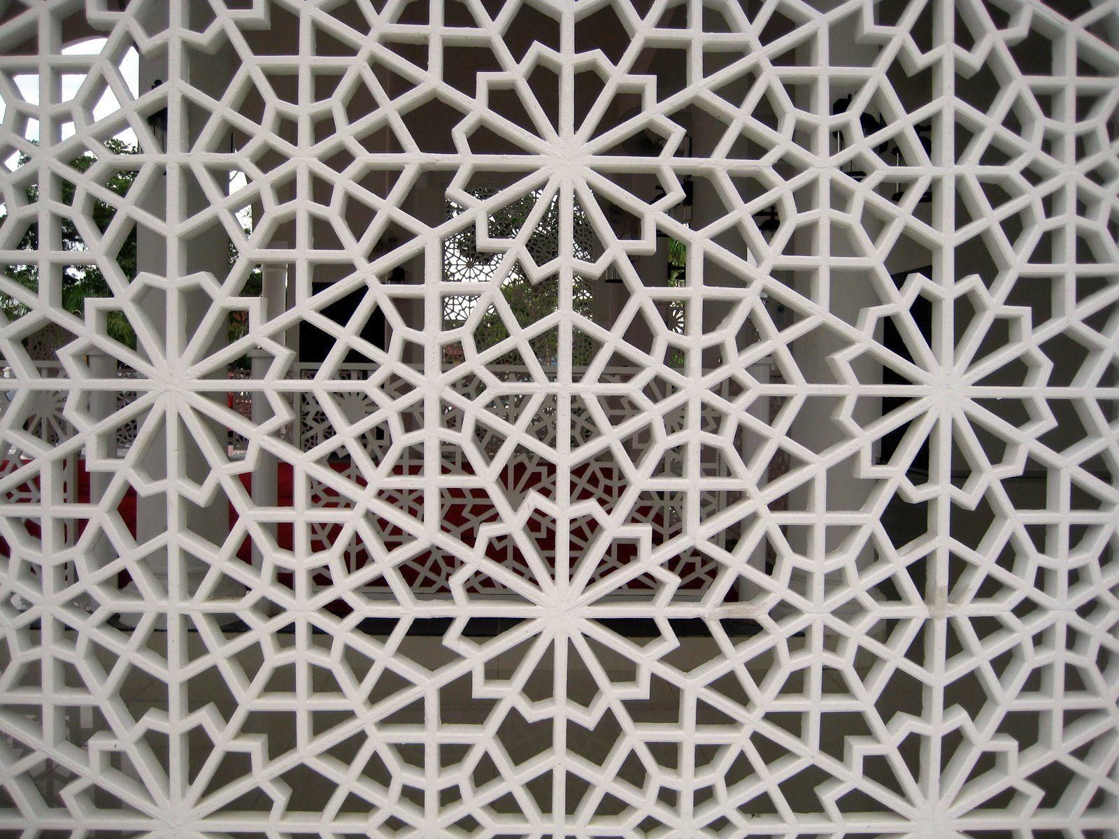 Zillij Pattern Fretwork With Images Arabic Pattern Pattern