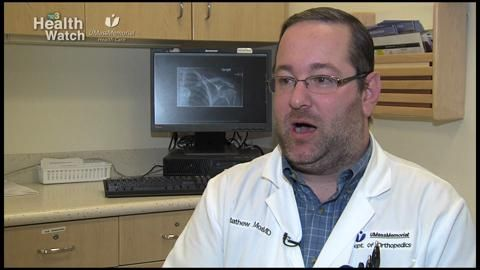 Mathew Most, MD, #orthopedic oncologist in the #UMass Memorial