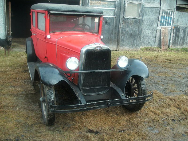 1928 Chevrolet Sedan for sale by Owner - Newport, VT | OldCarOnline ...