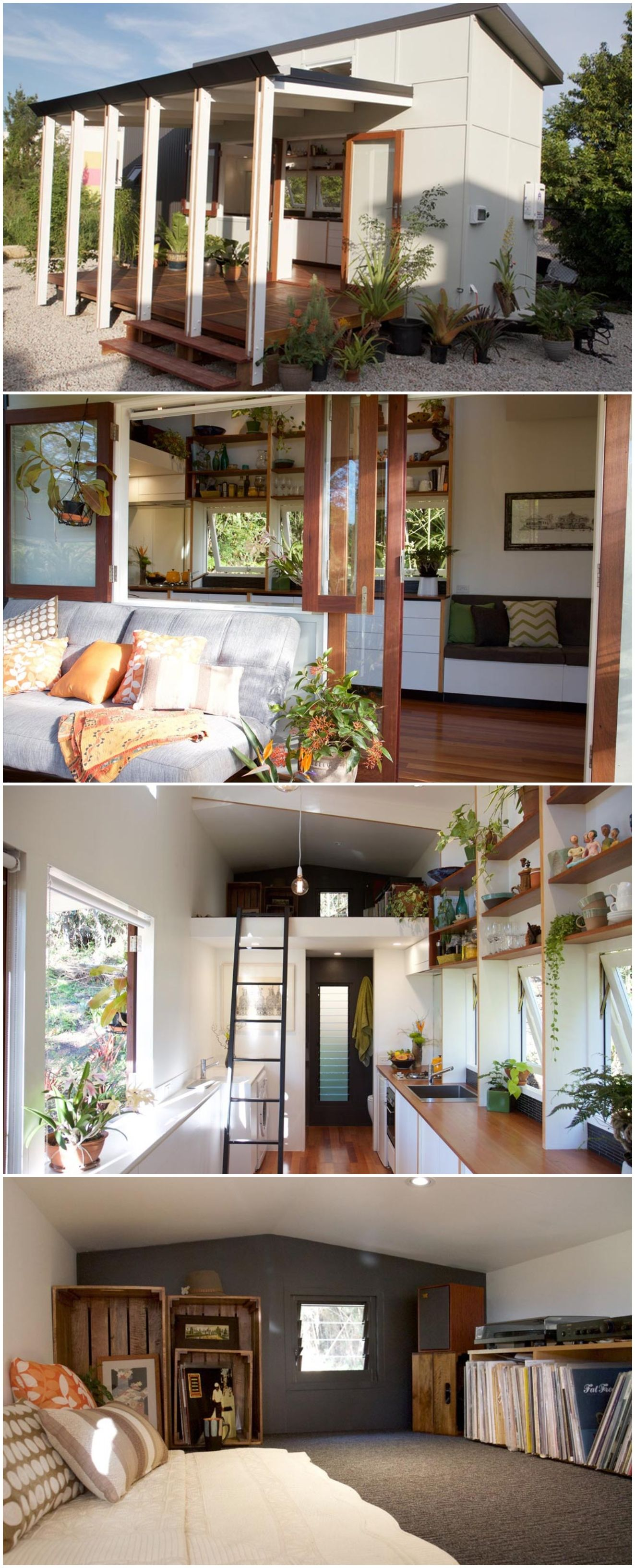 Portal Is A Fantastic Tiny House Designed And Built By