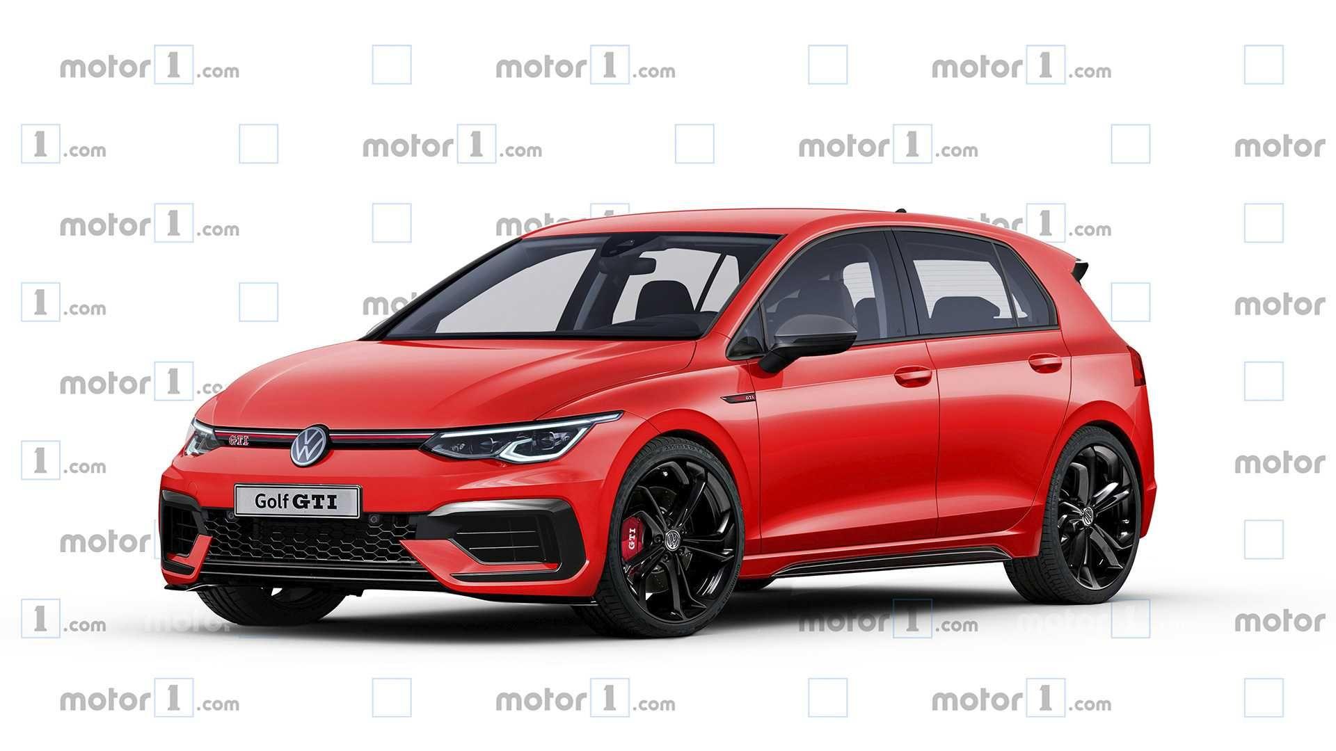 New Vw Golf Mk8 Fresh Pictures Of High Tech Interior Car Magazine In 2021 Vw Golf Golf Gti Gti