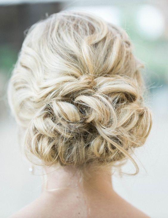 Wedding hairstyle idea; Featured Photographer: Amanda Berube Photography