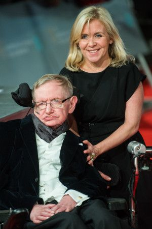 Dads Sense Of Humour Keeps Him Alive Exclusive Interview With Lucy Hawking
