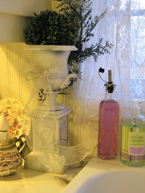 Maison Decor Urns used for Christmas Decor Christmas Tree Stands