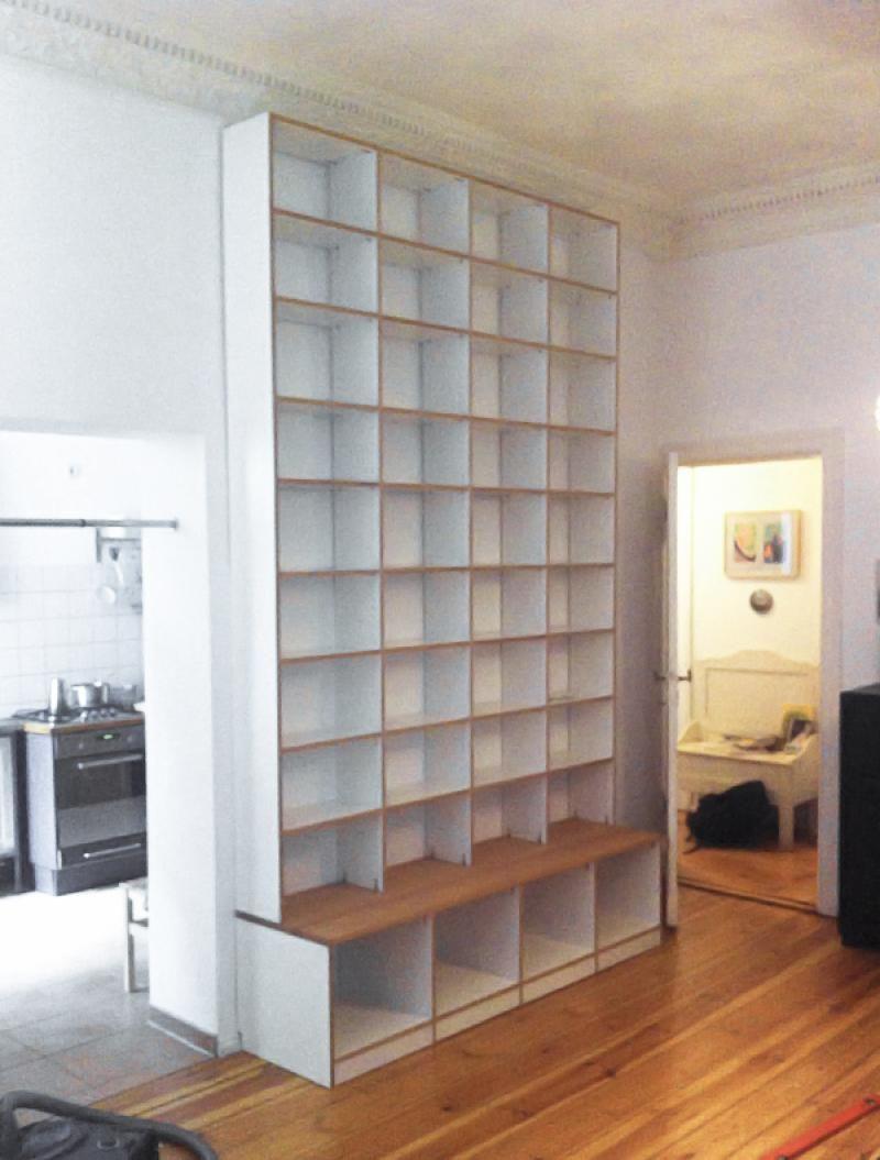 Regalsystem Im Wohnzimmer Regal Regalsystem Möbel Nach Maß