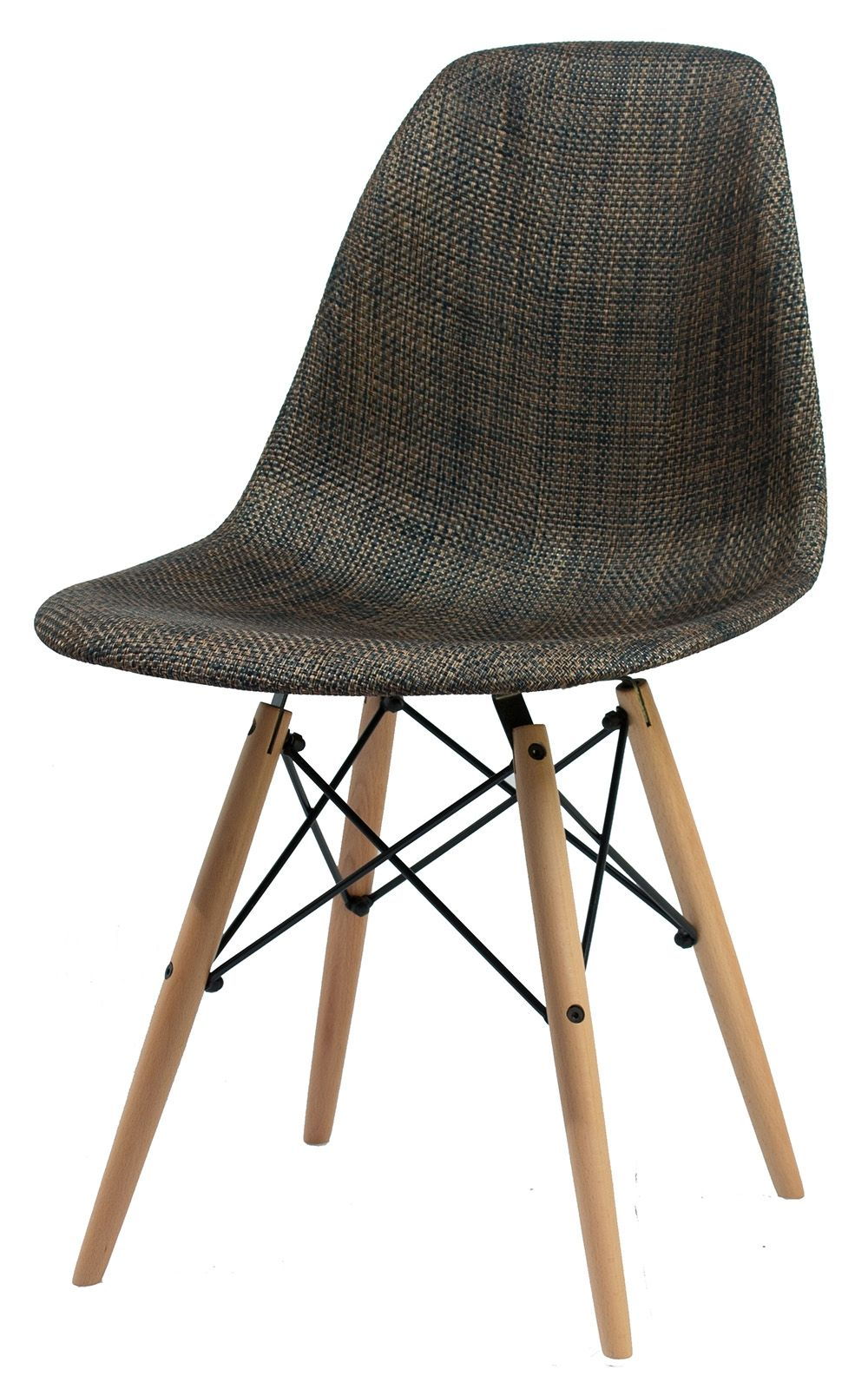 Chaise DSW coco Charles Eames Chaises design Meubles