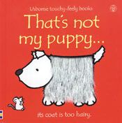Adorable series of touchy-feely board books!