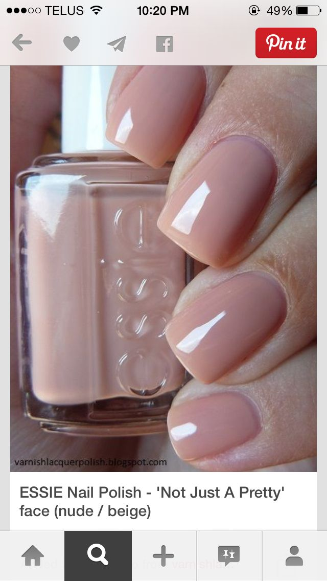 I like the more neutral colors. | acrylic nails | Pinterest ...