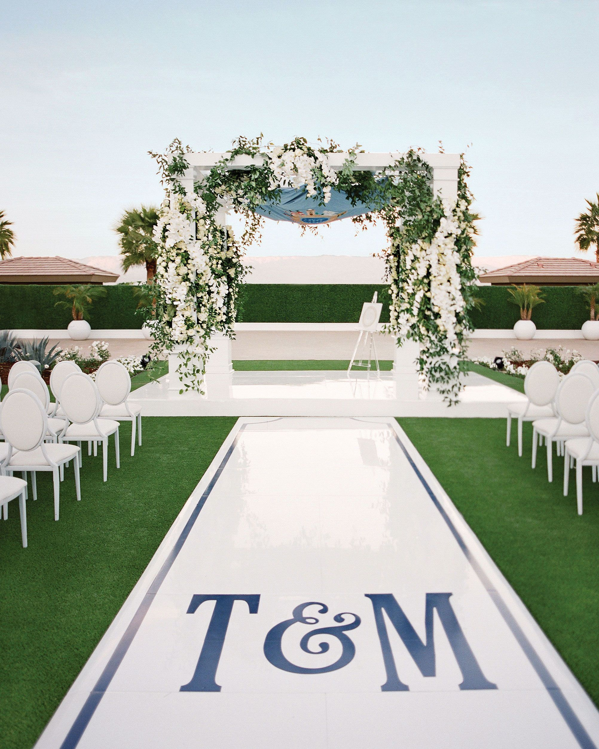 Beach Wedding Ceremony Processional: 59 Wedding Arches That Will Instantly Upgrade Your