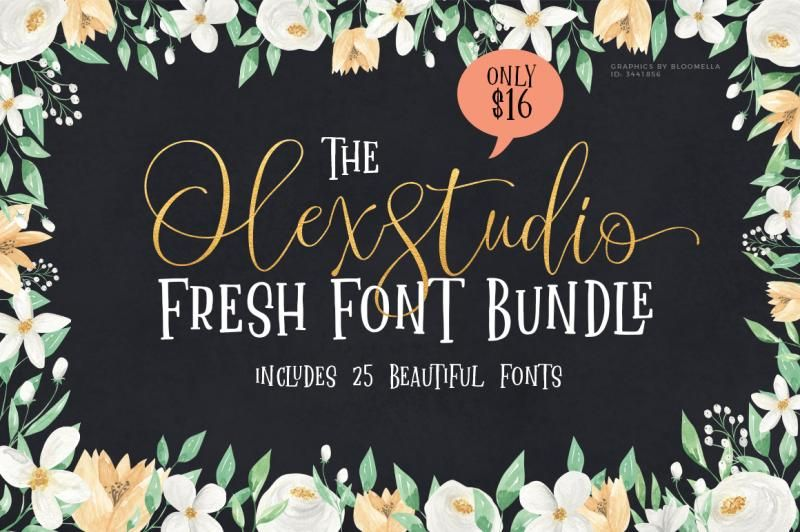 Download Another awesome font collection by our Shop Owner over at ...