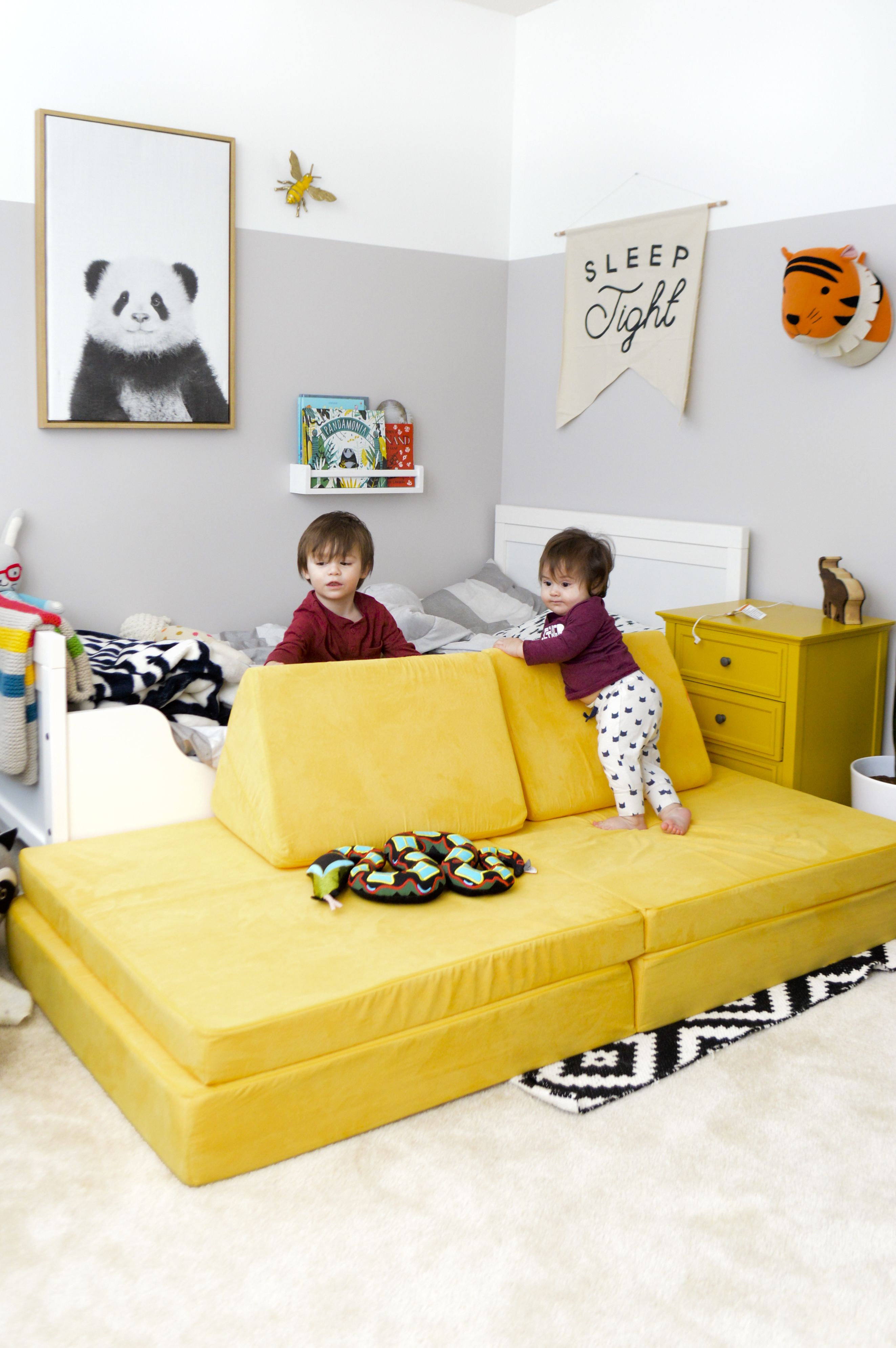 Nuggetcomfort Foamcouch Playroomcouch Playroom Kidsroom