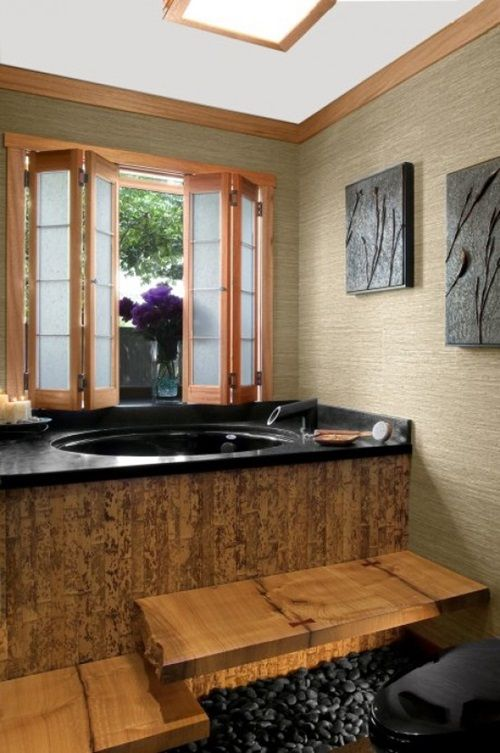 Japanese Bathroom Design Beauteous Japanese Bathroom Designs  Bathroom  Pinterest  Japanese Review