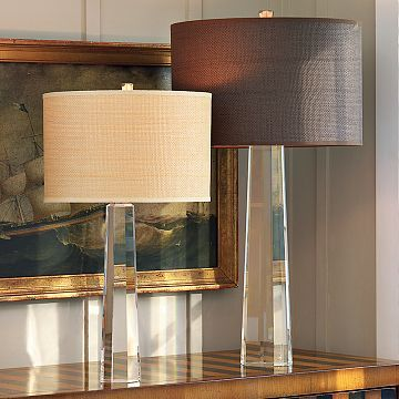 William sonoma home crystal lamp 746197 modern glass table lamps william sonoma home crystal lamp 746197 modern glass table lamps aloadofball Gallery