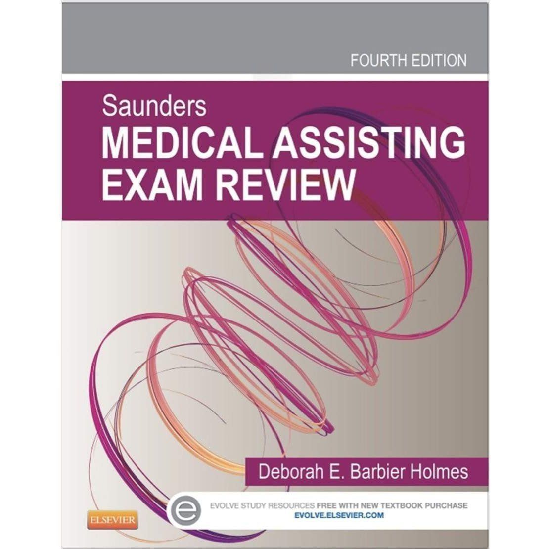 Saunders Medical Assisting Exam Review 4th Edition PDF - $19.99 ...