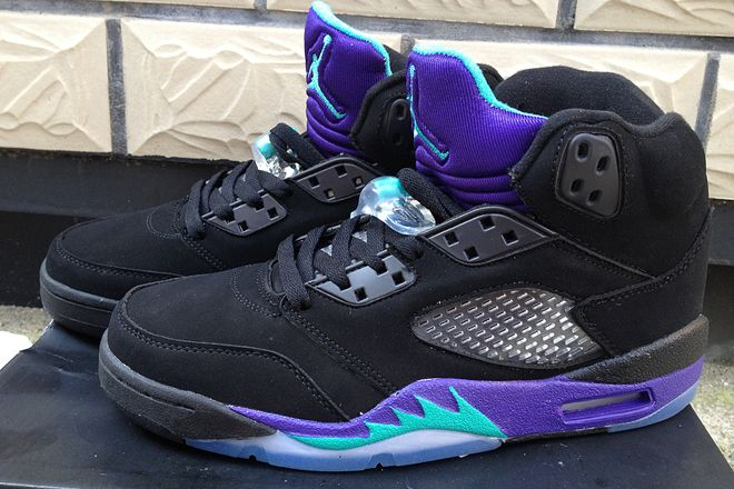jordan retro 5 all colors