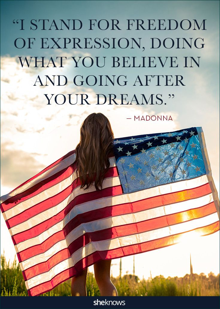 25 Quotes About America That Ll Put You In A Patriotic Mood Patriotic Quotes American Dream Quote Dream Quotes Inspirational