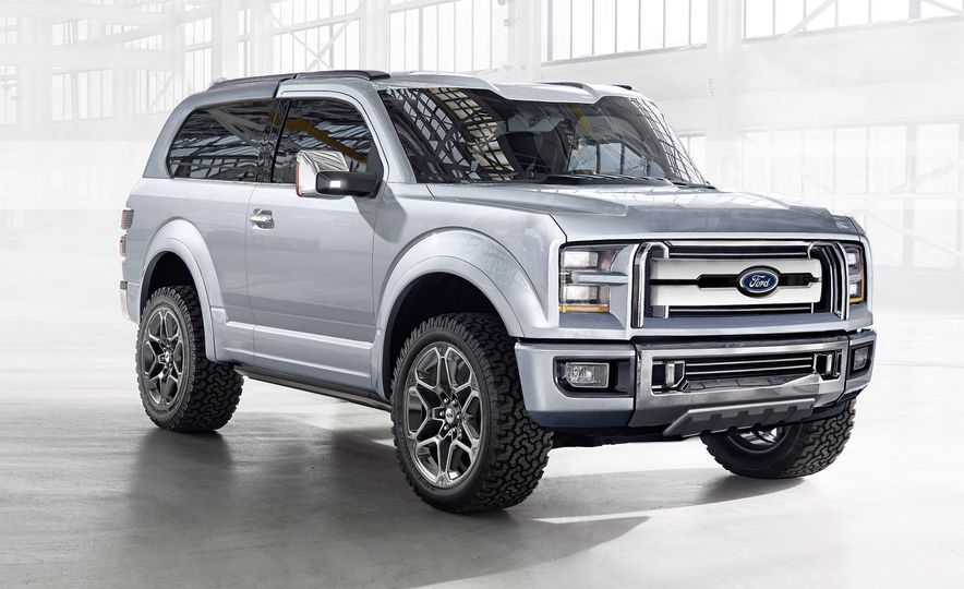 Future Cars Worth Waiting For 2021 2025 Ford Bronco Ford