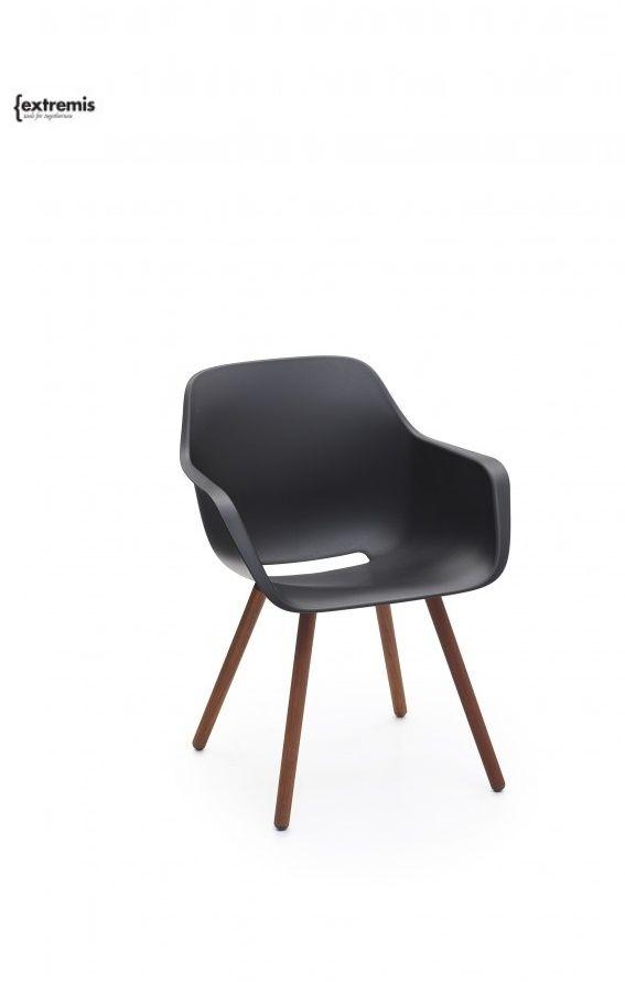 Captainu0027s Chair mit Holzfüßen #Wohnzimmer#Esszimmer#Küche#Büro - wohnzimmer schwarz holz