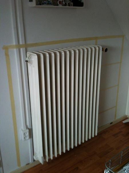 how to build a radiator cover home decor diy and crafts pinterest heizk rperverkleidung. Black Bedroom Furniture Sets. Home Design Ideas