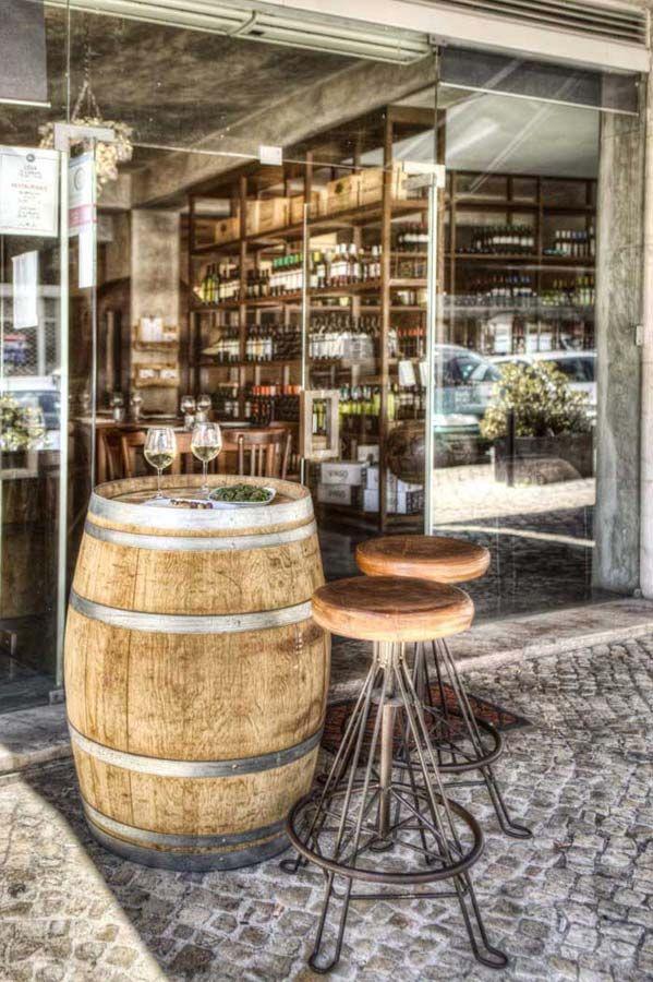 Fotos del Taburete Randy en el restaurante Carnalentejana de Lisboa