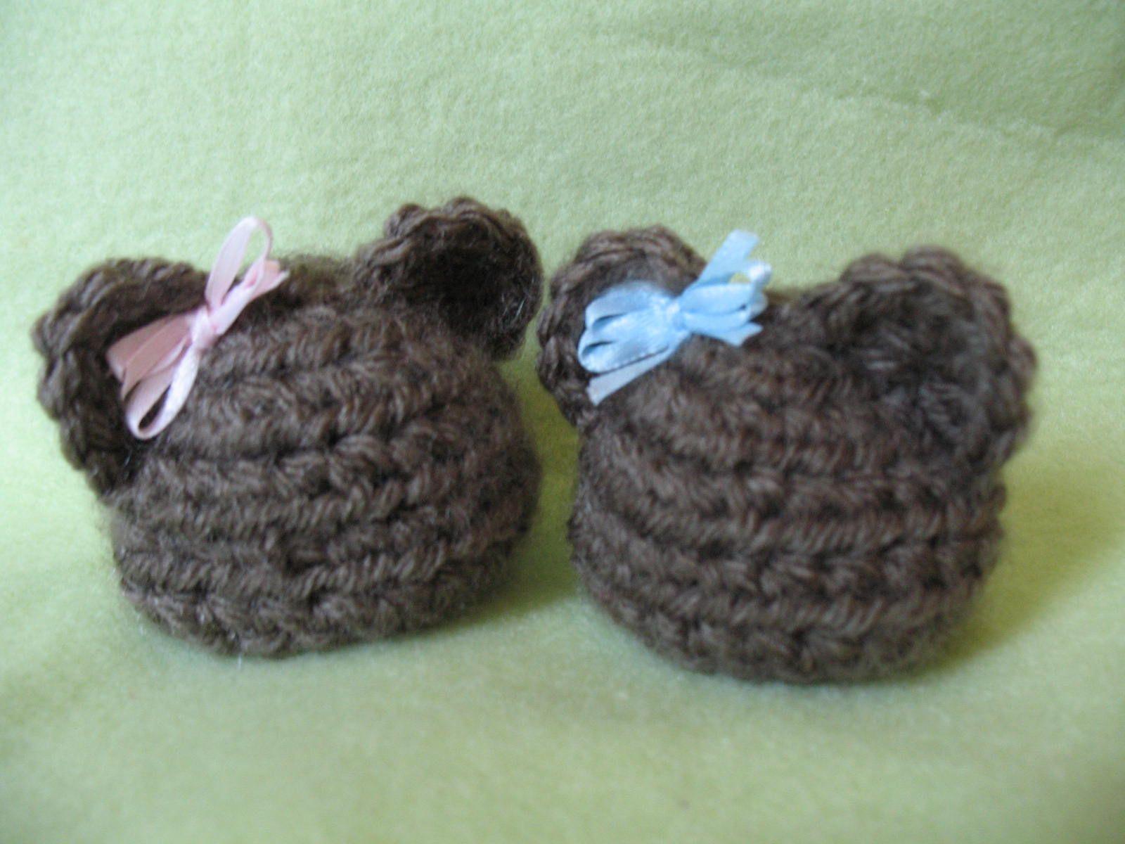 Micro preemie Baby Bear Hat Pattern - Calvin s Hats  ffe134bc4b9b