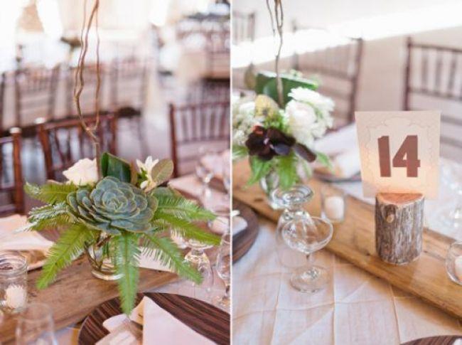Como decorar seu casamento com suculentas em 2016 Image: 16