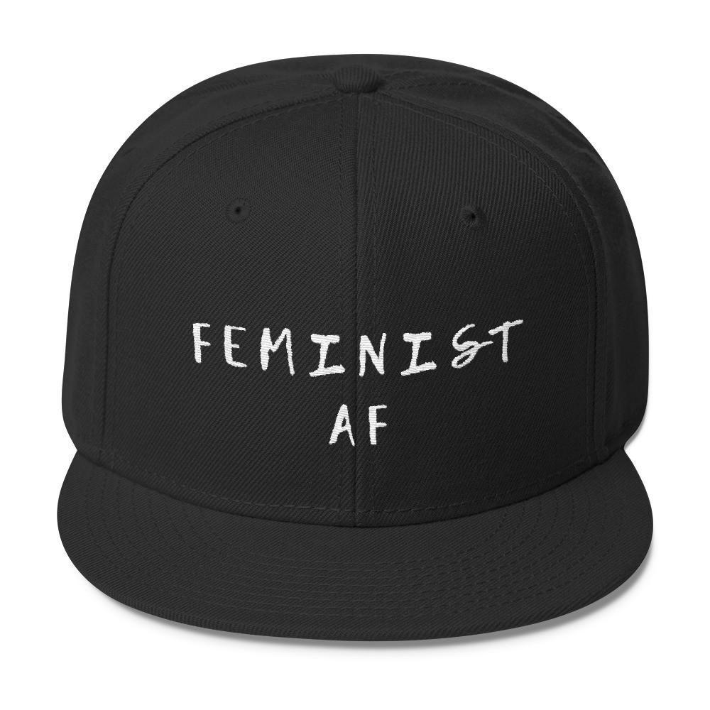 212d076f142e0 Feminist AF Snapback in 2018