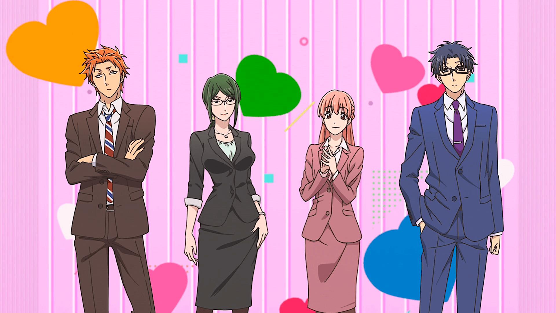 A Love That Transcends Otaku. Anime Review Wotakoi Love