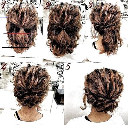Best Hairstyles For Medium Length Hair Formal Prom Updo Tutorial Ideas Best Hair Best In 2020 Simple Prom Hair Short Hair Tutorial Updo Hairstyles Tutorials